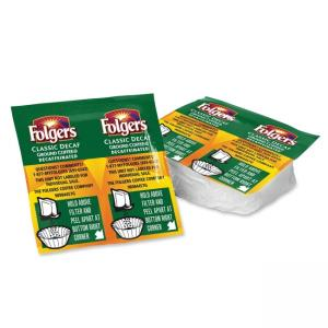 Folgers Decaf Coffee Pack - 42 / Carton