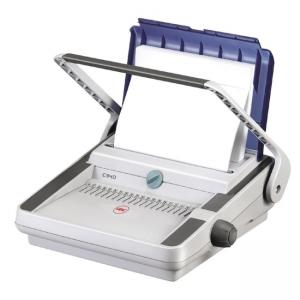 GBC CombBind Manual Comb Binding System - 450 Sheet Capacity - Gray