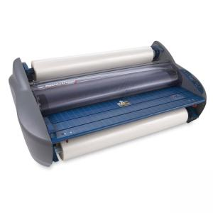 GBC Pinnacle EZload Roll Laminator - Blue - Gray
