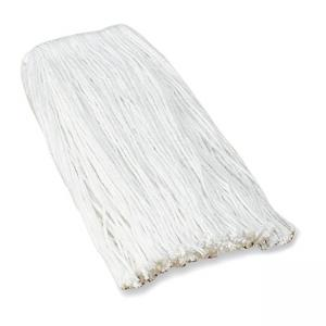 Genuine Joe Rayon Mop Head Refill - White