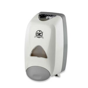 Genuine Joe Soap Dispenser - 1 Each - White