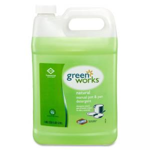 Green Works Pot and Pan Detergent - 1 Gal. - 1 Each