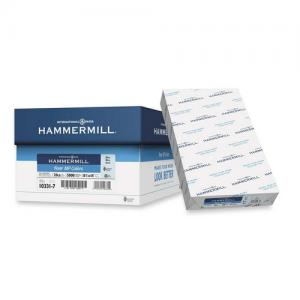 Hammermill Fore Multipurpose Paper - Blue - 500/Ream