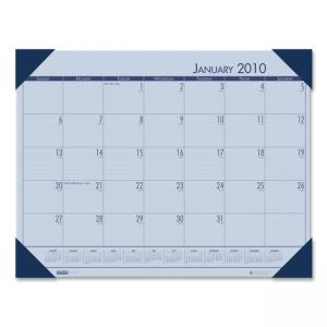 House of Doolittle EcoTones Desk Pad Calendar - Monthly