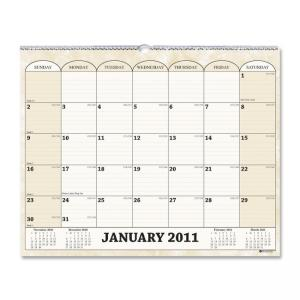 "House of Doolittle 319 Calendar - 14.88"" x 12"""