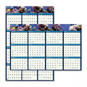 "House of Doolittle Planner - 24"" x 37"""