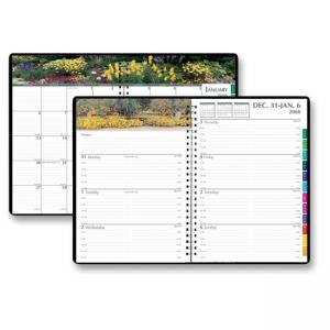 "House of Doolittle Earthscapes Gardens of the World Planner - 7"" x 10"""