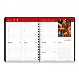 "House of Doolittle Earthscapes Weekly Planner - 8.50"" x 11"""