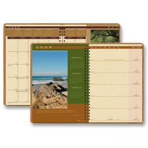 "House of Doolittle Landscapes Planner - 8.50"" x 11"""