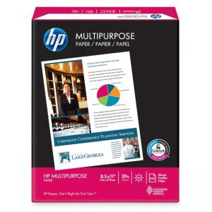 HP MultiPurpose Paper - 500 / Ream - White
