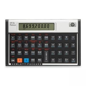 HP 2CPT Financial Calculator