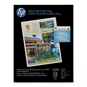 "HP Color Laser Photo Paper - Letter 8.50"" x 11"""
