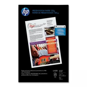 HP Glossy Color Laser Paper - 250 / Pack - White