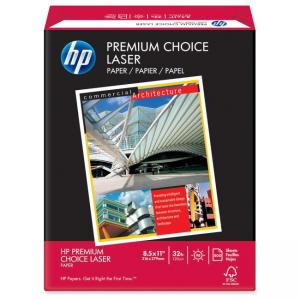 HP Premium Choice Laser Paper - 500 / Ream - White