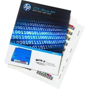 HP Q2011A Barcode Label - 110 / Pack