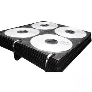 IdeaStream Media Binder Sleeve - Black 25 / Pack