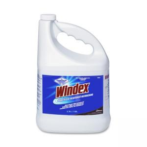 Windex One Gallon Refill - 4 / Carton - 4 quarts each