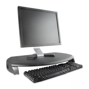 Kantek MS280B Monitor Riser with Keyboard Storage