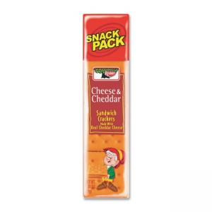 Keebler Crackers - Chedder Cheese - 12 / Box