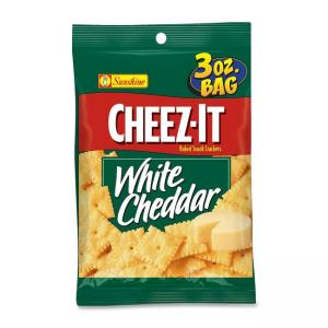 Keebler Cheez-It Cracker - White Chedder - 6 / Box