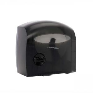 Kimberly-Clark Coreless Touchless Tissue Dispenser - 1 Each - Smoke