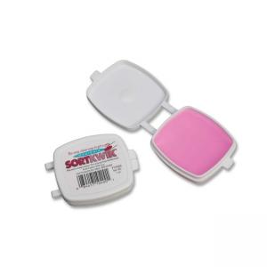 LEE Sortkwik Fingertip Moistener - White - 1 Each