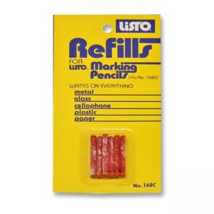 Listo Marking Pencil Refill - Listo Marking Pencil 1620