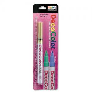 Marvy DecoColor Paint Marker Gold