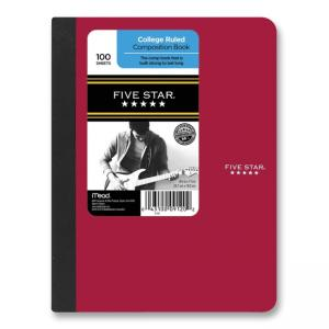 Hilroy Composition Book - 100 Sheets