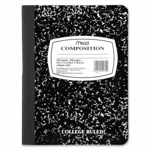 MeadWestvaco Square Deal Composition Book - 1 Each