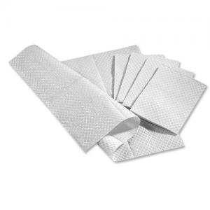 Medline Dental Bibs Professional Towel - White