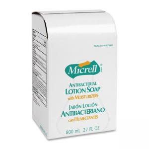 MICRELL Antibacterial Lotion Dispenser Refill - 27.05 fl oz - 12/Carton