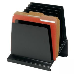 MMF 264808BK Quick View Slanted Vertical Organizer
