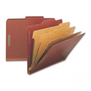 Nature Saver Classification Folder - Red 10 / Box