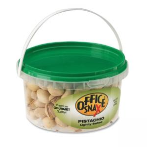 Office Snax Nuts - Pistachio - 1 Tub