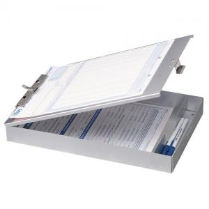 OIC Aluminum Storage Clipboard