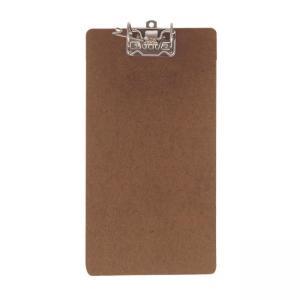 OIC Archboard Clipboard - 1 Each - Brown