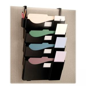 "OIC Grande Central Filing System - 27.5"" x 16.62"" x 5"" - 4 / Pack"