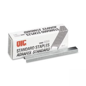 OIC Standard Chisel Point Staples