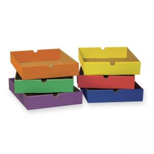 Pacon Classroom Keeper Drawer - Assorted Colors - 1 Set