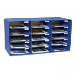 Pacon Classroom Keepers Classroom Mailbox - 15 Compartments - 1 Each