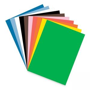 Pacon Tru-Ray Sulphite Construction Paper - 50 / Pack - Assorted Colors