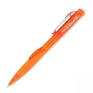 Pentel Twist-Erase Click Mechanical Pencil - 1 Each - Orange