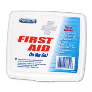 PhysiciansCare First Aid Kit On The Go - 1 Each