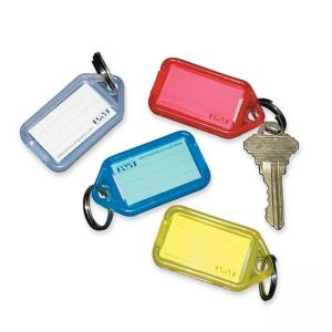PM Replacement Key Tag - 4 / Pack - Assorted Colors