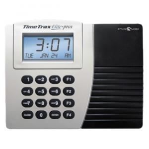 Pyramid TimeTrax Elite Prox Proximity Time Clock System - ProximityUnlimited Employees
