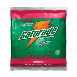 Gatorade Thirst Quencher Mix Pouch - 1 Pack - Fruit Punch