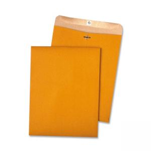 Quality Park Recycled Clasp Envelope - 100 / Box - Kraft