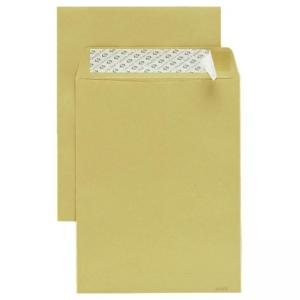 Quality Park Redi-Strip Catalog Envelope - Kraft - 100 / Box