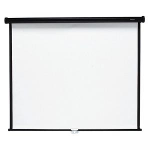"Quartet Wall/Ceiling Projection Screen - 84"" Height x 84"" Width"